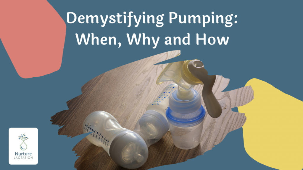 Demystifying Pumping: When, Why and How
